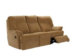 Manual Recliner 3 Seater Sofa