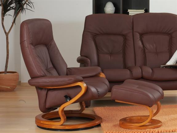 Himolla The Recliners With The Relaxation Guarantee
