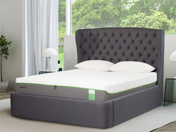 Admirable Tempur Holcot King Size Ottoman Bedstead Buy At Russell Machost Co Dining Chair Design Ideas Machostcouk