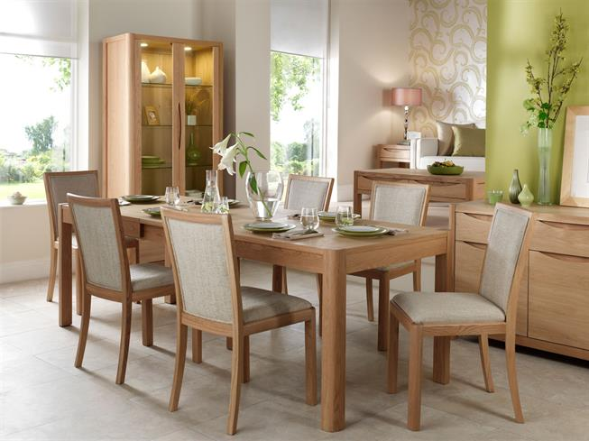 ARHUS EXTENDING DINING TABLE 6 CHAIRS Save 896 Our Normal Price 3395 Sale 2499