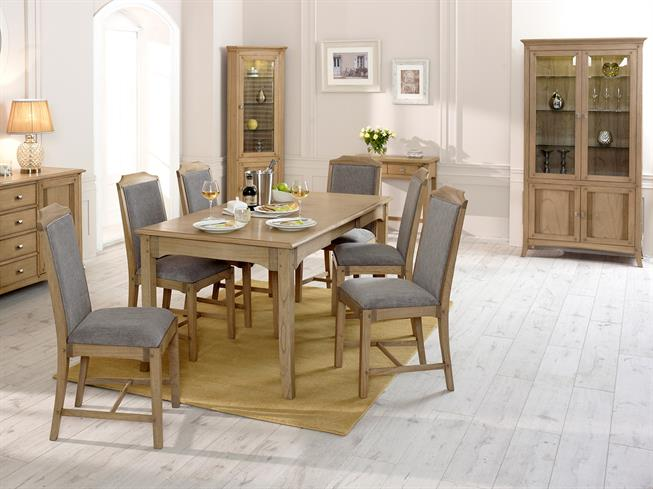 HAVEN LARGE DINING TABLE 4 CHAIRS Save 600 Our Normal Price 2295 Sale 1695
