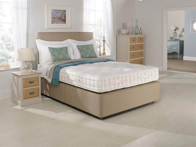 King Size Sprung Edge Divan Set