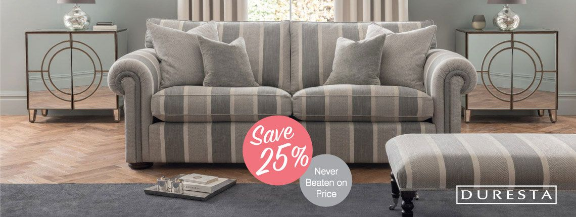 25% Off Duresta