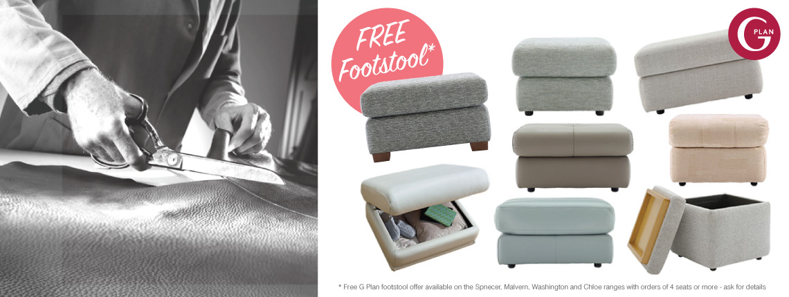 Free Footstool Offer